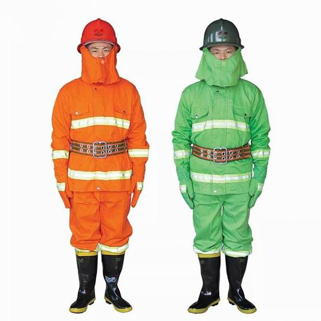 消防训练服